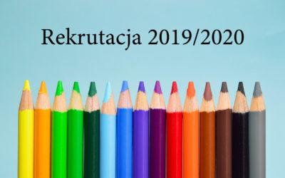 Zapisy 2019/2020