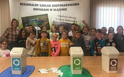 Warsztaty ekologiczne w Słajsinie